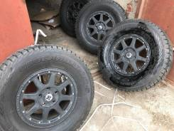 Диски/колеса X-Treme на Jeep. 8.5x16 5x127.00 ET38 ЦО 71,6мм.