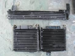 Радиатор масляный. Mitsubishi Pajero