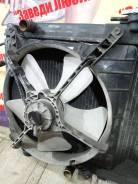 Вентилятор охлаждения радиатора. Suzuki Cultus, GC21S, AF34S, GC21W, AA34S, GB21S, GD31W, GB31S, GD21S, GD31S, AB34S, GA21S, AK34S Suzuki Baleno, WB32...
