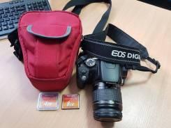 Canon EOS 350D. 8 - 8.9 Мп, зум: 3х
