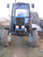 МТЗ 82.1. Продаётся трактор 2012 г в, 3 000 куб. см.