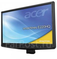 "eMachines. 22"" (56 см), технология LCD (ЖК)"