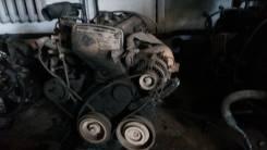 Двигатель в сборе. Toyota Chaser, SX80 Двигатели: 4SFE, 4SFI