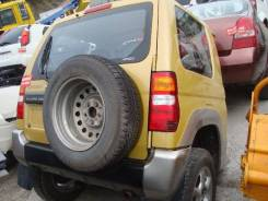 Дверь багажника. Mitsubishi Pajero Mini, H53A, H58A, 53A Двигатели: 4A30T, 4A30