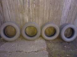 Dunlop. Зимние, шипованные, износ: 5%, 4 шт