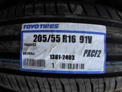Toyo Proxes CF2. Летние, 2017 год, без износа, 4 шт