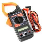 Мультиметр токовые клещи DT266C