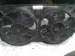 Вентилятор охлаждения радиатора. Mercedes-Benz M-Class Mercedes-Benz ML-Class