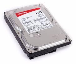 Жесткие диски. 1 000 Гб, интерфейс SATA III