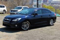 Subaru Impreza G4. вариатор, 4wd, 2.0 (150 л.с.), бензин, 3 500 тыс. км, б/п