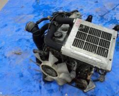 Двигатель в сборе. Mitsubishi Delica, PD8W, PE8W, PF8W Mitsubishi Space Gear Mitsubishi Delica Space Gear, PE8W Двигатель 4M40