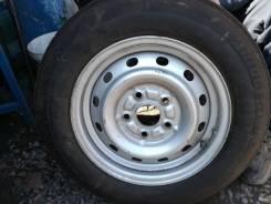 Toyota. 5.5x14, 5x114.30, ET45, ЦО 54,1мм.