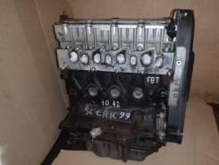 Двигатель в сборе. Renault Scenic Двигатель F9Q