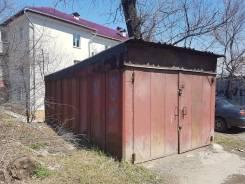 Гаражи металлические. улица Ленинская 15, р-н ленинская, 19 кв.м., подвал.