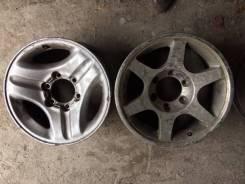 Toyota. x16, 6x115.00, ЦО 112,0мм.