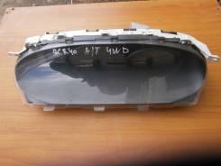 Панель приборов. Toyota Estima, ACR40W, ACR40 Двигатель 2AZFE