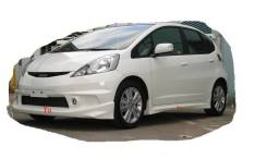 Комплект обвеса Honda FIT / JAZZ 2007-2014. Отправка по Миру!