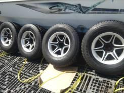Продам колёса Japan на А/Т рзине SURF/Prado/Pajero/ и др джипы. 8.0x16 6x139.70 ET0 ЦО 110,0мм.