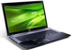 "Acer Aspire V3-551G-64404G50Makk. 15.6"", 2,7ГГц, ОЗУ 6144 МБ, диск 500 Гб, WiFi, Bluetooth, аккумулятор на 2 ч."