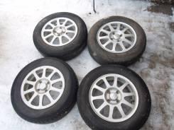 Bridgestone Turanza. Летние, 2009 год, износ: 70%, 4 шт