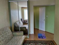 1-комнатная, улица Калинина 115. Чуркин, частное лицо, 36,0кв.м. Сан. узел