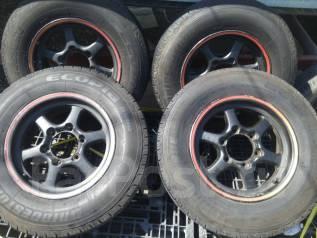 Продам колёса на Caravan/Homy/Atlas/Hiace/и другие авто. 6.5x15 6x139.70 ET27 ЦО 108,0мм.