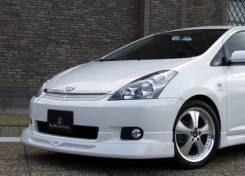 Решетка радиатора. Toyota Wish, ANE11, ANE10, ZNE10, ZNE14G, ZNE14, ZNE10G, ANE10G, ANE11W