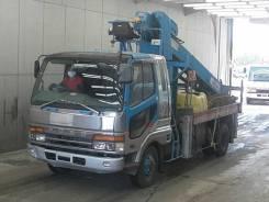 Mitsubishi Fuso. Автобуровая, 8 200 куб. см., 5 000 кг. Под заказ