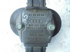 Датчик расхода воздуха. Audi S6, 4B5, 4B6, 4B4, 4B2 Audi A6, 4B6, 4B4, 4B5, 4B2 Audi S4 Audi A4 Volkswagen Passat, 3B2, 3B5, 3B, 3B3, b5 Двигатели: AR...