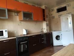 1-комнатная, улица Давыдова 35. Вторая речка, частное лицо, 48 кв.м. Кухня