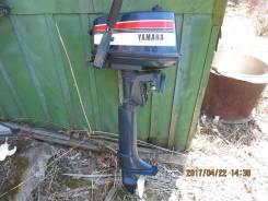 Yamaha. 4,00л.с., 2х тактный, бензин, нога L (508 мм)