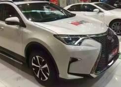 Обвес кузова аэродинамический. Toyota RAV4, ASA44L, ALA49L, ZSA42L, ASA42, ASA44, ZSA44L