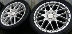 RAYS Sebring. 7.0x17, 4x114.30, 5x114.30, ET42, ЦО 71,1мм.