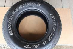 Bridgestone Dueler A/T 697. Грязь AT, 2012 год, износ: 40%, 4 шт