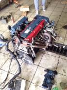 Двигатель в сборе. Toyota Mark II