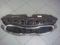Решетка радиатора. Kia Rio Kia cee'd Двигатель G4FA