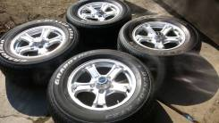 Комплект колес для TLC100-200, Lexus. 8.0x18 5x150.00 ET52 ЦО 110,0мм.