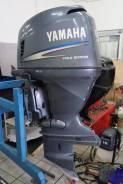 Yamaha. 115,00л.с., 4х тактный, бензин, нога L (508 мм), Год: 2003 год