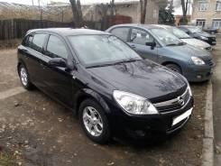 Opel Astra. Z16XER