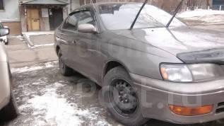 Toyota Corona. ST190, 3SFE