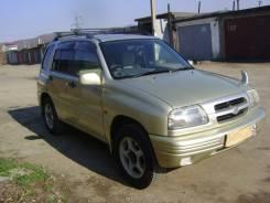 Suzuki Escudo. автомат, 4wd, 2.0 (140 л.с.), бензин, 162 000 тыс. км