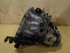 Механическая коробка переключения передач. Citroen C4 Picasso