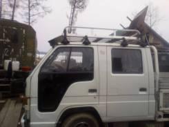 Isuzu Elf. Продам двух кабинный грузовик исудзу эльф 1992 года, 2 800 куб. см., 1 225 кг.
