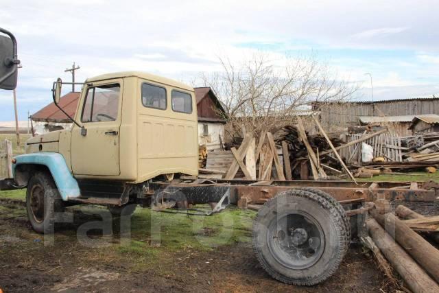 ГАЗ. Продается шасси Газ 3306, 4 250куб. см., 4 000кг.