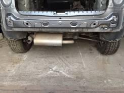 Панель стенок багажного отсека. Nissan Terrano, D10 Двигатель K4M