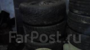 Продам шины с литыми дисками летние Toyo. x17