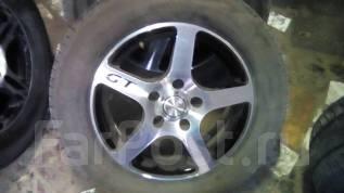Продам шины с литыми дисками летние Michelin. x15