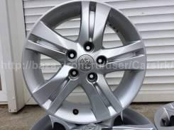 Toyota. 6.0x16, 5x114.30, ET50, ЦО 60,1мм.