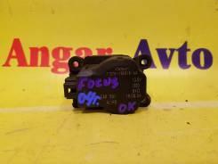 Сервопривод заслонок печки. Ford Focus, DFW, DNW, DBW Двигатели: ZETECSE, TIVCT