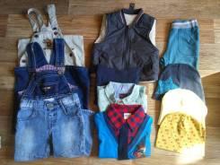 Лот базовой одежды на мальчика 1-2 года! Торги с рубля!. Рост: 86-98 см
